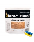 BIONIC HOUSE VARNISH PANEL (БИОНИК ХАУЗ ВАРНИШ ПАНЕЛЬ)  0.8л