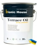 BIONIC HOUSE TERRACE OIL (БИОНИК ХАУС ТЕРРАС ОИЛ) 10л