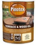 PINOTEX TERRACE & WOOD OIL (ПИНОТЕКС ТЕРРАС ВУД ОИЛ)