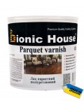 BIONIC HOUSE PARQUET VARNISH (БИОНИК ХАУЗ ПАРКЕТ ВАРНИШ) 0.8л