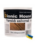 BIONIC HOUSE VARNISH UNIVERSAL (БИОНИК ХАУЗ ВАРНИШ УНИВЕРСАЛ) 0.8л