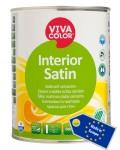 VIVACOLOR INTERIOR SATIN (ВИВАКОЛОР ИНТЕРИОР САТИН) 0.9л