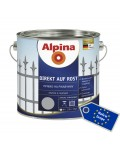 ALPINA DIRECT AUF ROST (АЛЬПИНА ПРЯМО ПО РЖАВЧИНЕ)