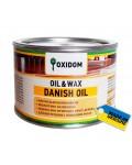 OXIDOM DANISH OIL WAX (ОКСИДОМ ДАТСКОЕ МАСЛО ВОСК)