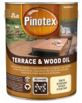 PINOTEX TERRACE & WOOD OIL (ПИНОТЕКС ТЕРРАС ВУД ОИЛ)