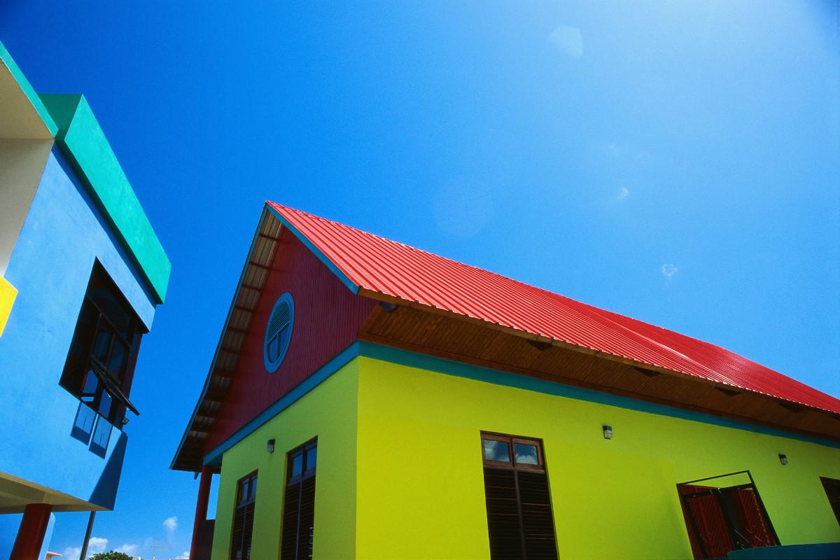 Краска для фасадов КОЛОРИТ ФАСАД