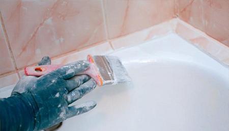 краска для ванны купить