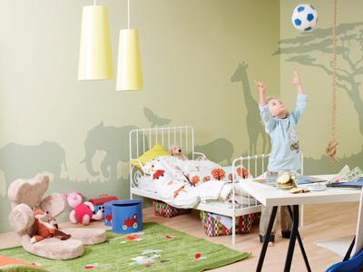 купить краску для детской комнаты киев