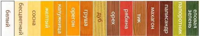 Рогнеда Акватекс деревозащитный текстурный состав без пленочного покрытия