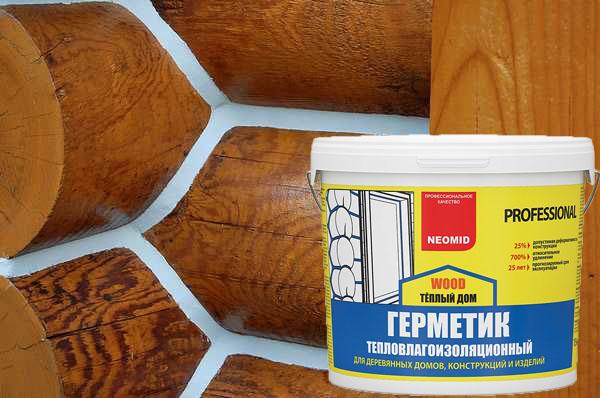 Neomid Теплый Дом Wood Professional