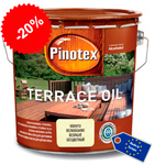 PINOTEX TERRACE OIL (ПИНОТЕКС ТЕРРАС ОИЛ)