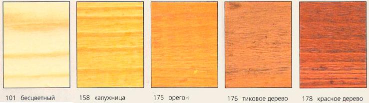 Цвет пинотекс орегон