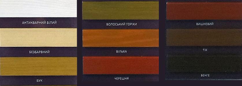 деревозащитная акриловая краска для дерева PRIMACOL CLASSIC. Купить в Киеве, лучшая цена в Украине.