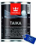 TIKKURILA TAIKA (ТИККУРИЛА ТАЙКА - СЕРЕБРИСТАЯ)