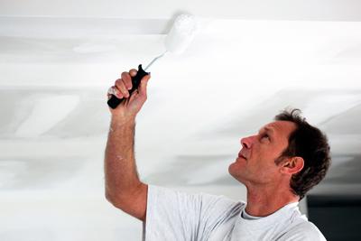 купить краску для потолка Снежка