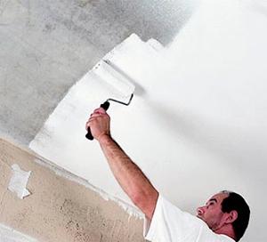Белоснежная краска для потолка SADOLIN INNETAK